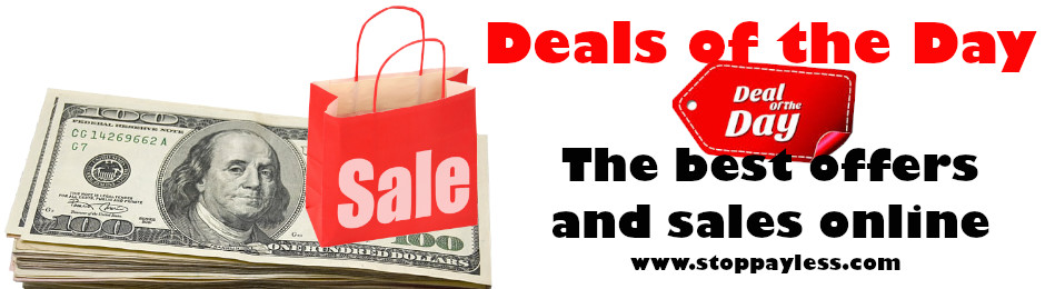 Deals of the day in Stoppayless. Computers, Security Cameras, 3CX Virtual PBX, Web design.